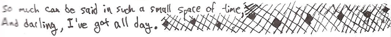 0008 - Space of Time